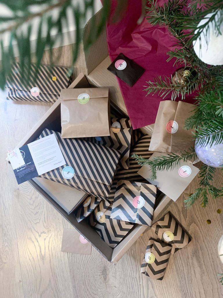 Petipili, le calendrier de l'avent Noël pour la grossesse