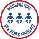 Manufacture des bébés Français - Partenaire Petipili